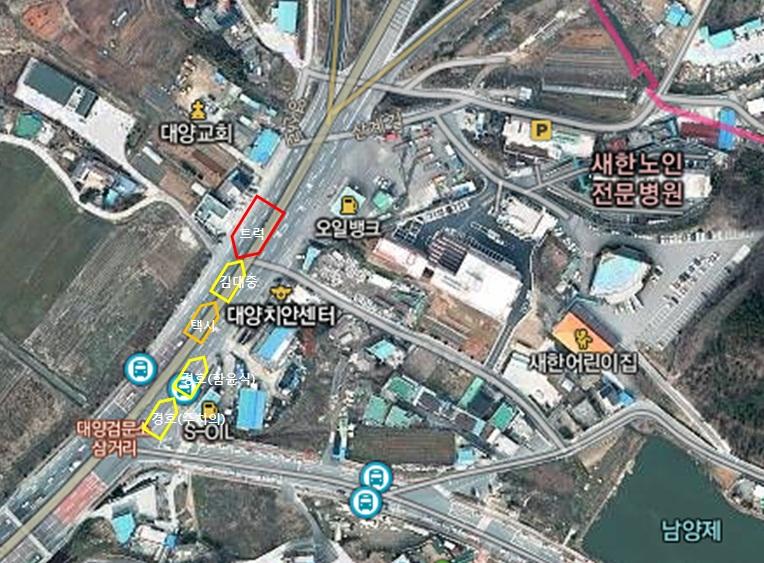 김대중 교통사고와 행동하는 양심의 정체