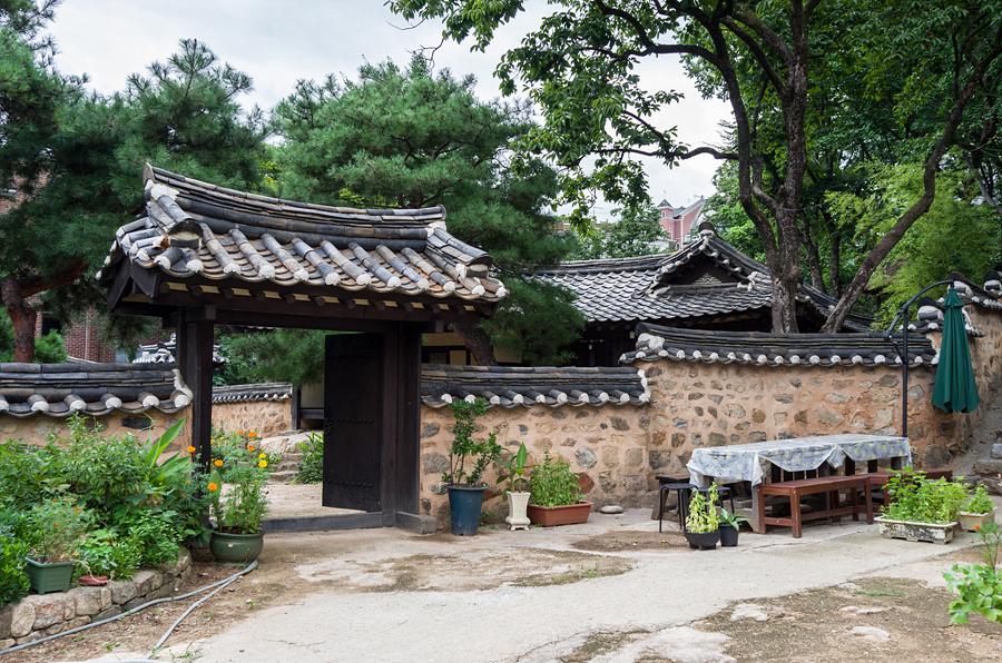 150825, 경기도 용인 '장욱진 고택'