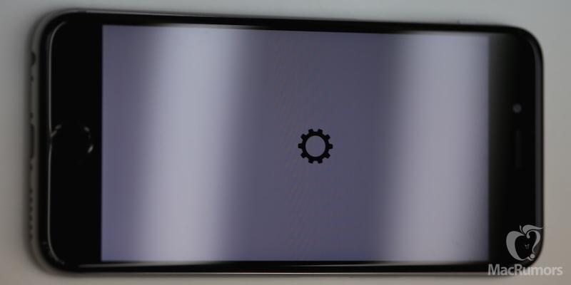 아이폰 6s로 추정되는 영상이 올라왔네요.