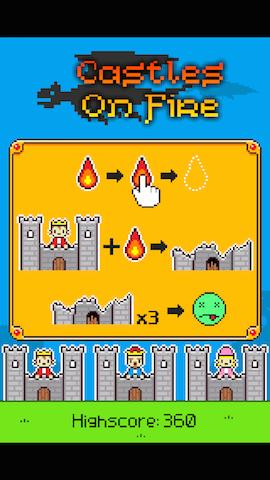 Castles On Fire