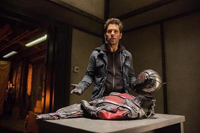 <앤트맨(Ant-Man, 2015)> 디즈니의 마블 히어로