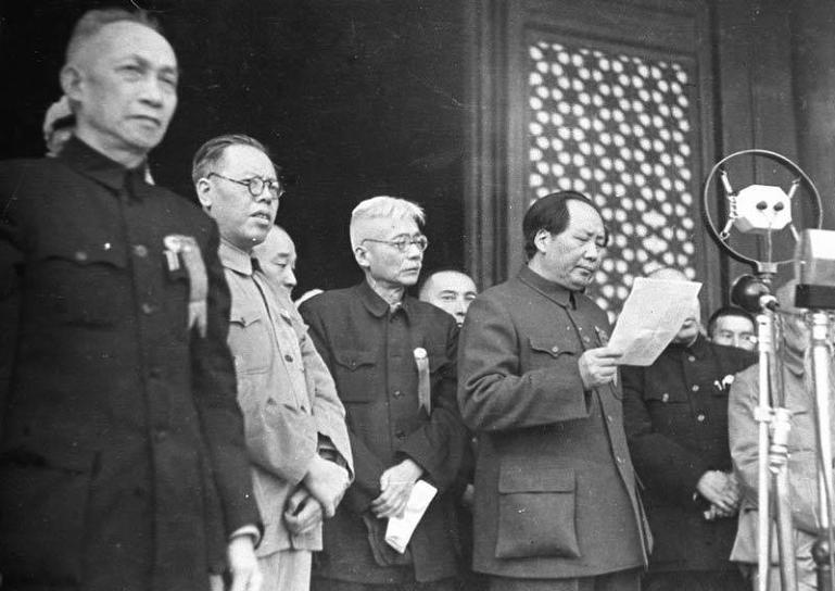 중국공산화에 대한 미국 국무부의 대책은?