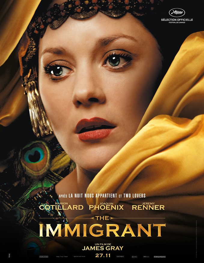 이민자 (The Immigrant, 2013)