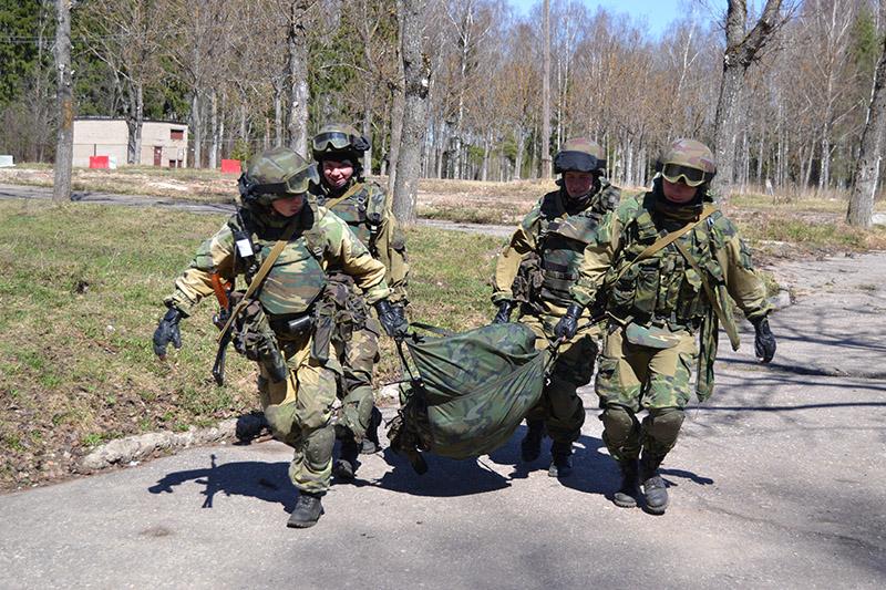러시아 연방 특수작전군이란?