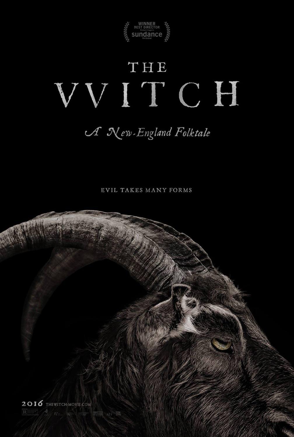 """마녀에 관한 영화, """"THE WITCH"""" 입니다."""