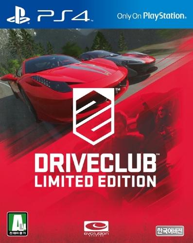 [PS4] 드라이브클럽 (DriveClub, 2014, Evolut..