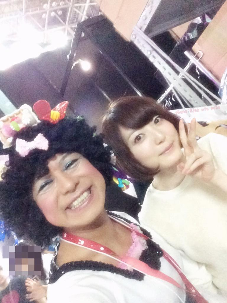 죠이 맥스 & 성우 하나자와 카나씨의 사진
