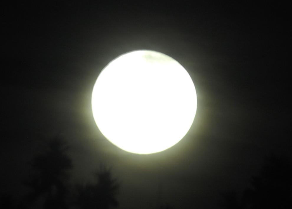 슈퍼문 달 사진 잘 찍는 방법