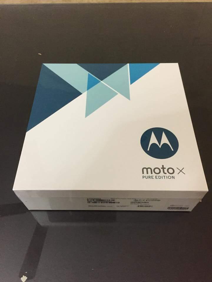 모토 X 퓨어 에디션(Moto X Pure Edition) 2015 Ver.