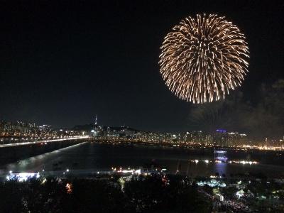 2015 서울세계불꽃축제