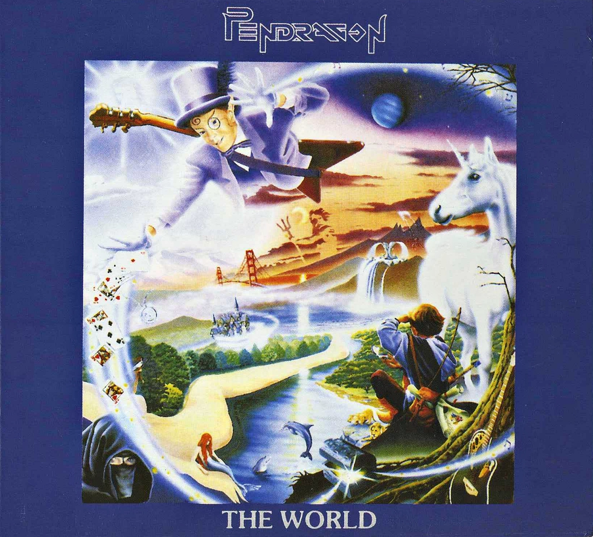 Pendragon - The Voyager