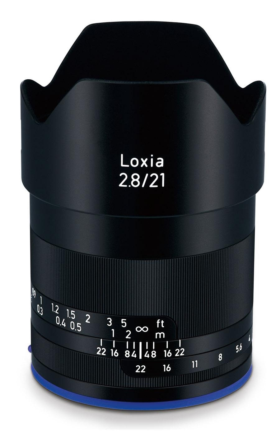 자이스 록시아 21mm f2.8 발표