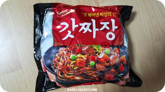 [삼양]갓짜장 & [비비고]송송이 김치