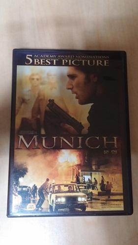 """""""뮌헨"""" DVD를 샀습니다."""