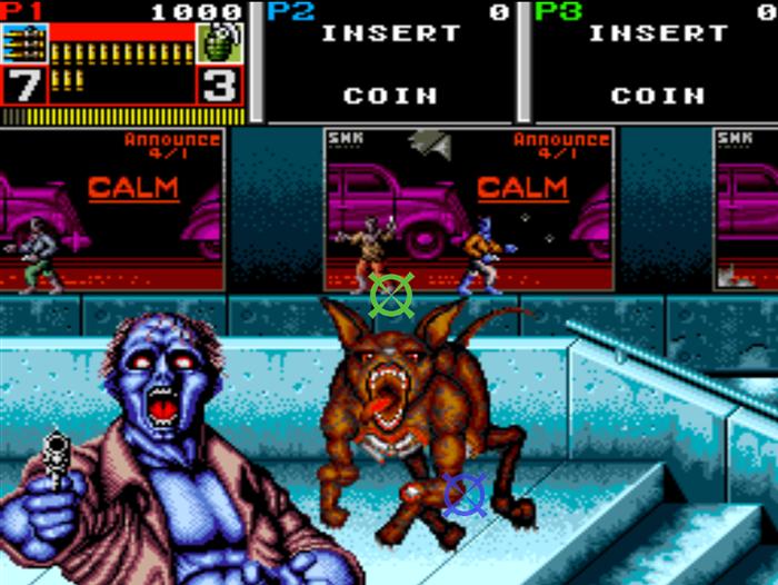 안드로이드 게임, 비스트 버스터즈(Beast Bust..