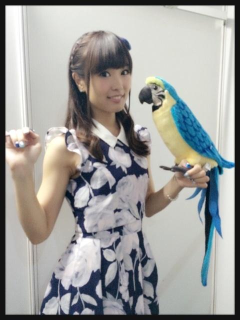 성우 후치가미 마이씨가 자신의 블로그와 트위터에 올..