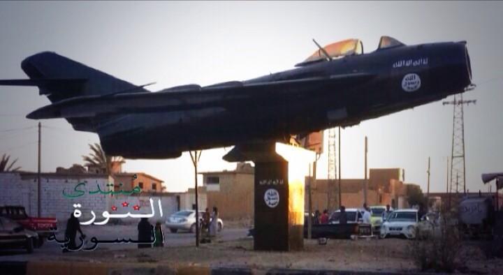 ISIS가 전투기를 확보했다는 건 사실이 아닐 가능..