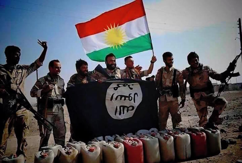 [이라크] ISIL의 쇠퇴징후