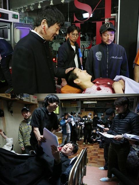 영화 `검은 사제들` 450만 돌파와 북미 개봉 확정.