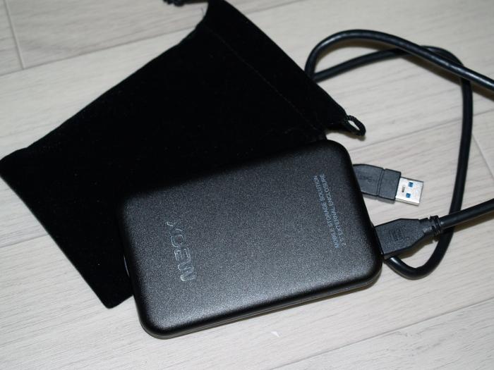유니콘 MBOX EXCUBE 3.0 외장 HDD 케이스