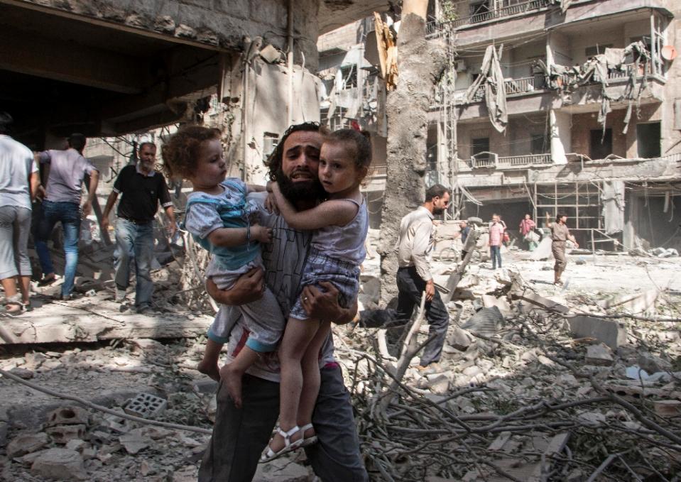 서방세계는 어찌하여 IS를 아직도 제압하지 못하는가?