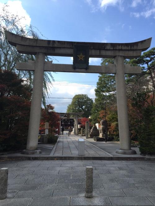 교토 여행 - 세이메이신사(晴明神社)