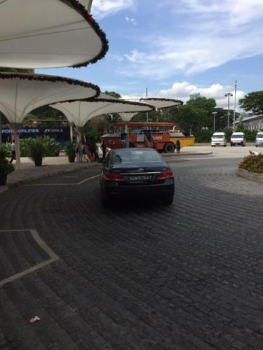 택시보다 편했던 싱가폴 우버 탑승기-무료탑승권 방법