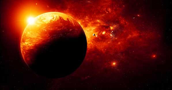 홀스트-화성, 전쟁을 불러오는 자