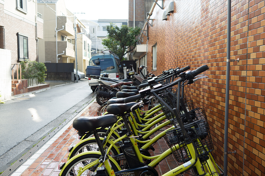 151212, 일본여행 #21 우에노 공원 (자전거여행) ..