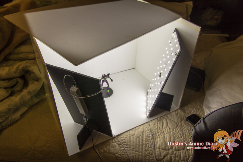 [자작] LED 기판을 이용한 포토박스 조명 제작기