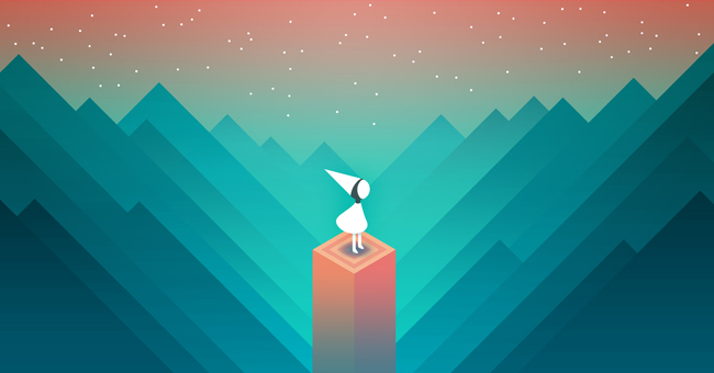 [게임 / ios] Monument Valley _ 2015.11