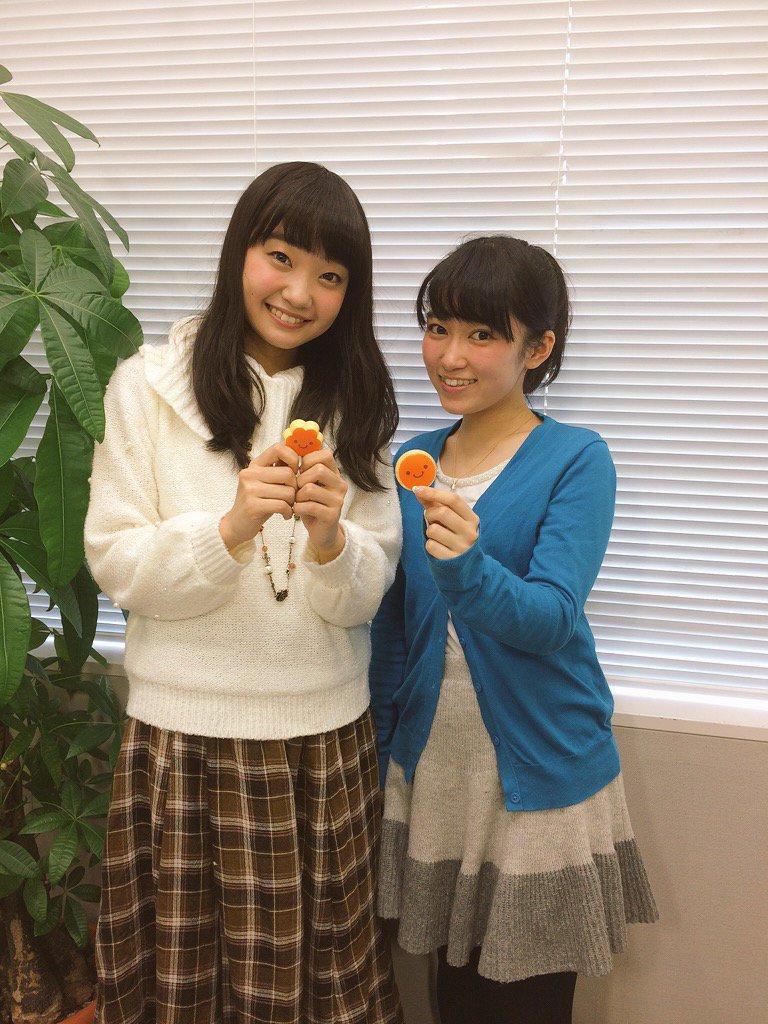 성우 오오하시 아야카 & 쿠로사와 토모요의 사진