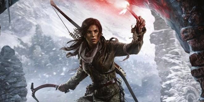 Rise of the Tomb Raider : 툼 레이더(노멀) ..