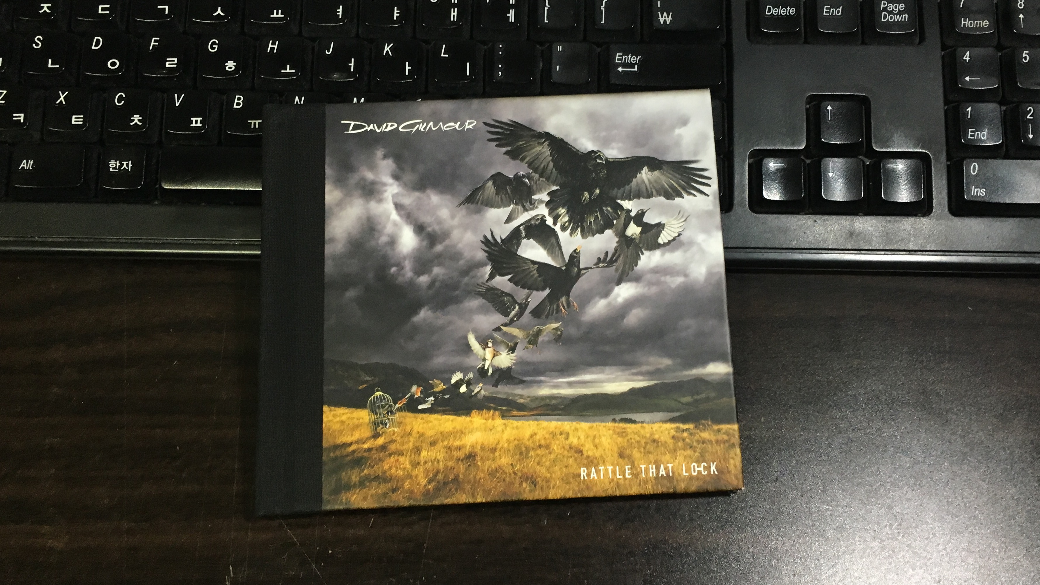 Rattle That Lock - David Gilmour / 2015
