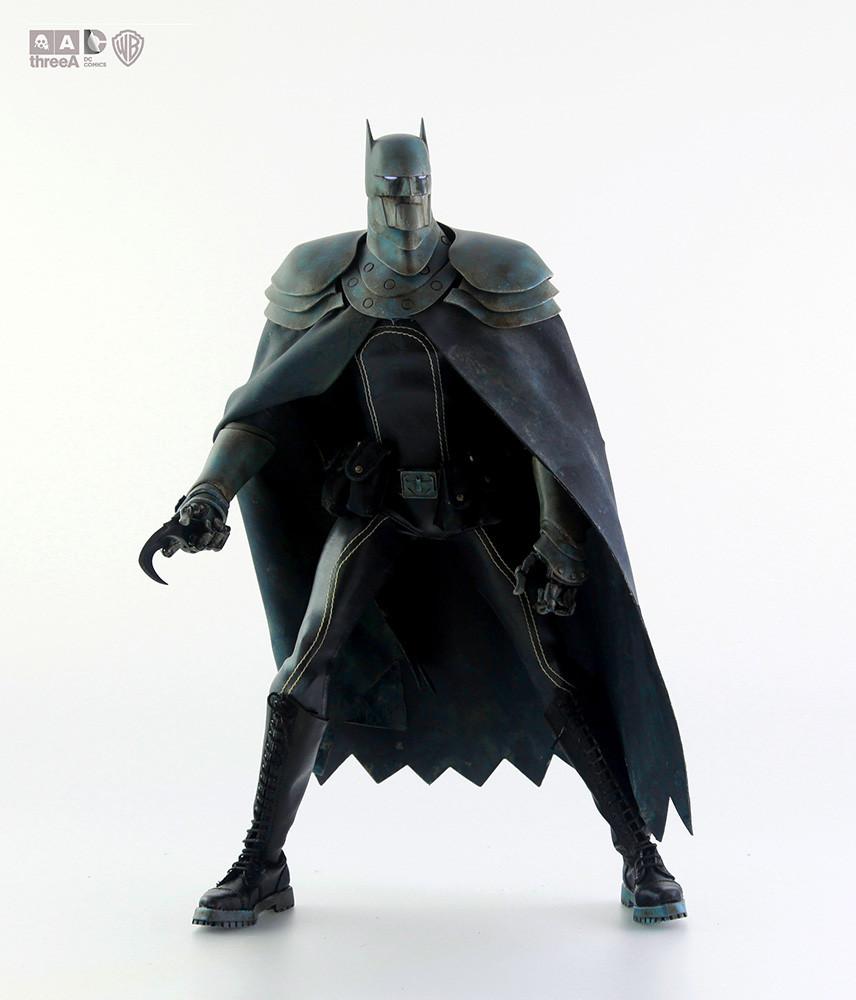 배트맨 데이 버전 및 나이트 버전 피규어 샘플 사진