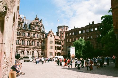 20150521~20150621 유럽여행:: 26. 하이델베르크 - 우리 ..