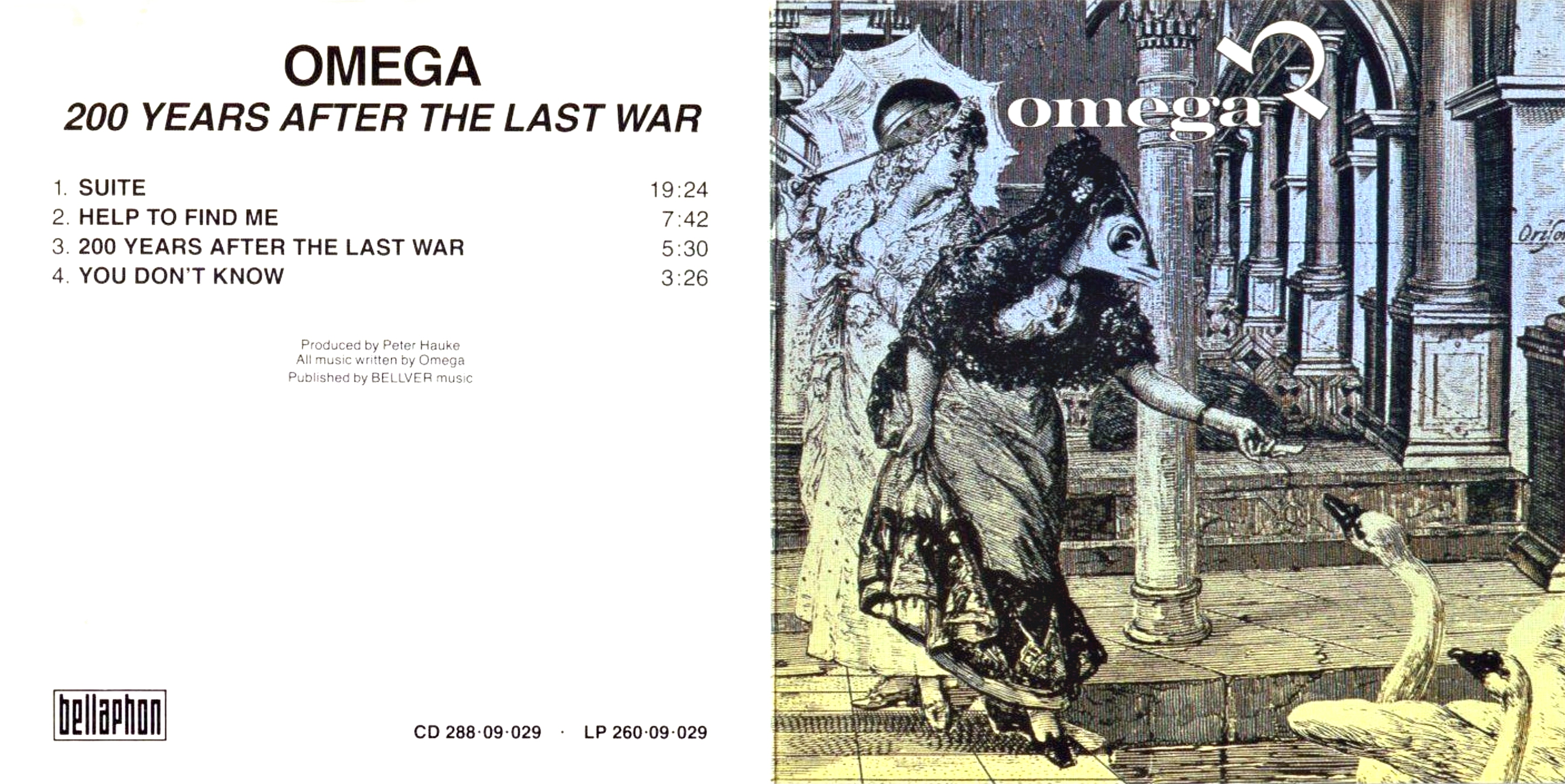Omega - 200 Years After The Last War