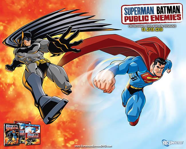 수퍼맨/배트맨: 퍼블릭 에너미 (2009)