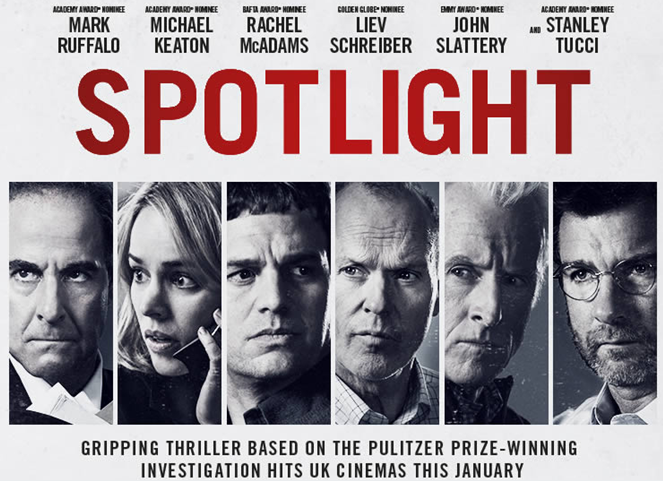 스포트라이트 (Spotlight, 2015)