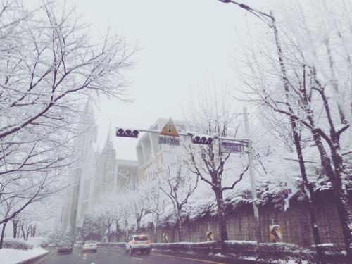 2월 28일, 송도 겨울왕국