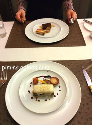이달의 식당  (라미띠에/피에르가니에르/레스쁘와)