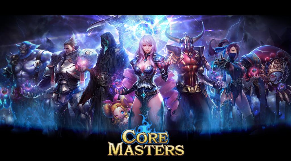 모바일 - 코어 마스터즈 RPG