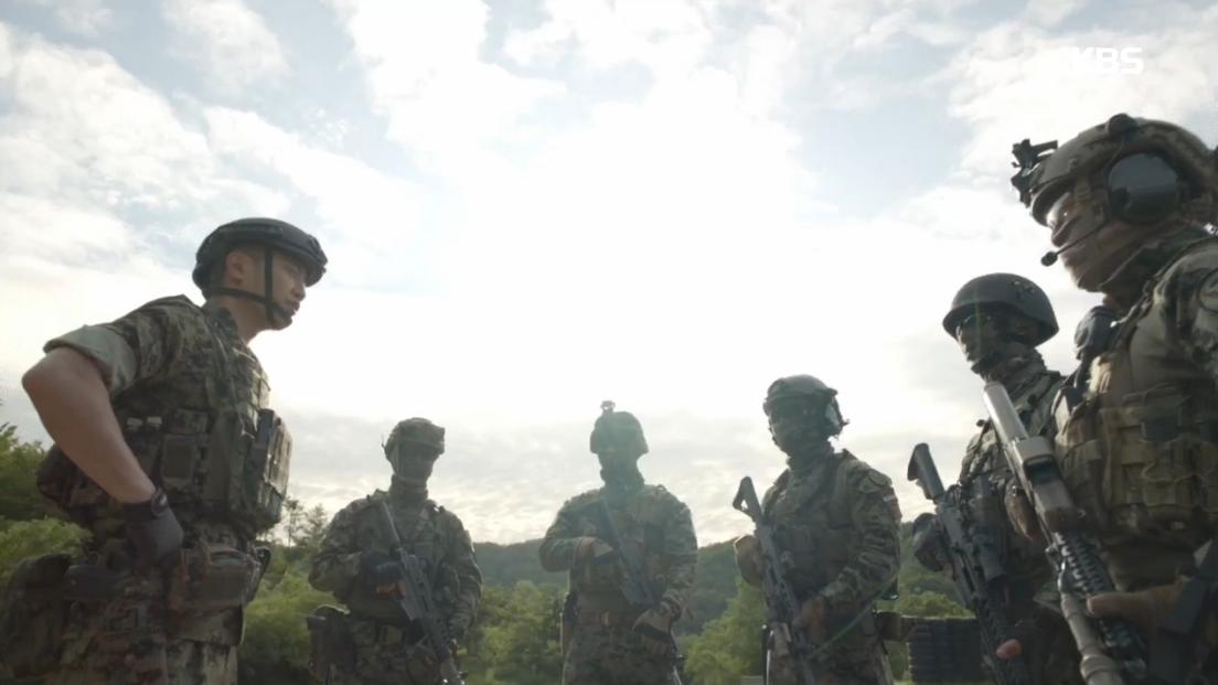 태양의 후예, 진정한 군인과 명예