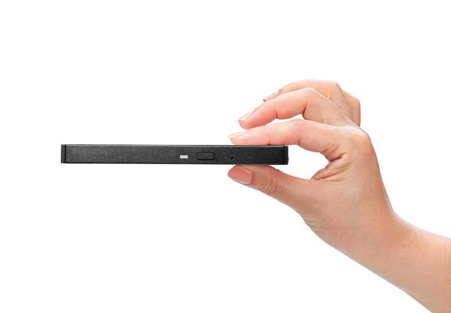 IO Data에서 두께 12mm 휴대용 블루레이 디스크(B..