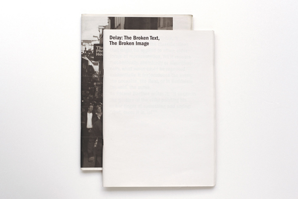 A booklet, 2008