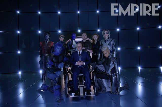 """X-MEN: 아포칼립스"" 스틸컷입니다."