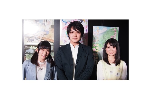 AnimeJapan2016에서 개최된 '플라잉위치' 스테이지..