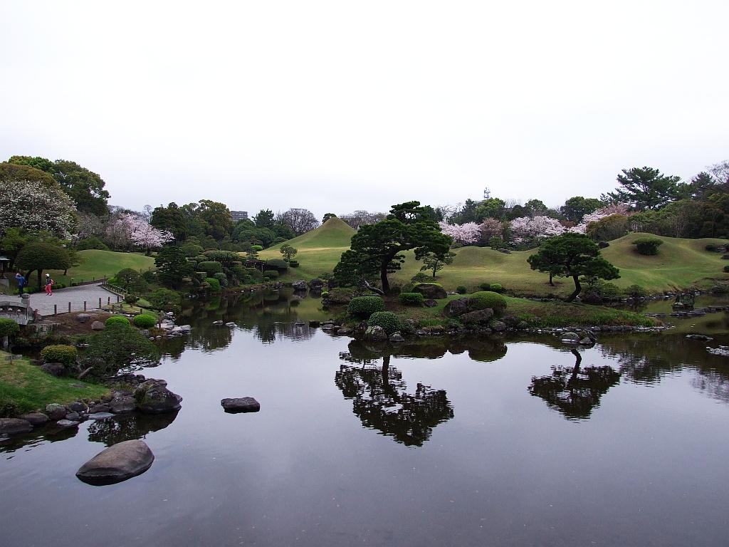 제5차 일본여행 3일차 (5) - 스이젠지공원의 아름..