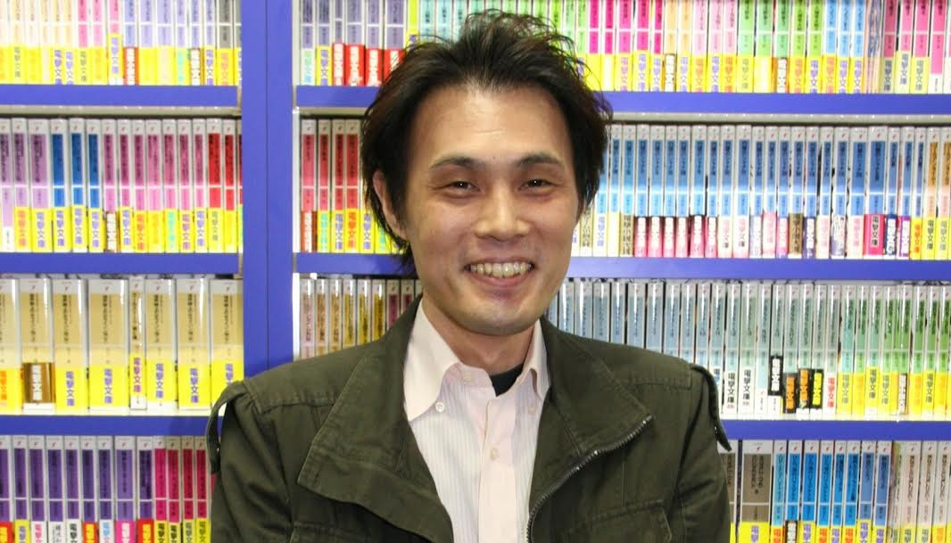 전격문고 편집장 '미키 카즈마'씨가 새로운 회사를 ..