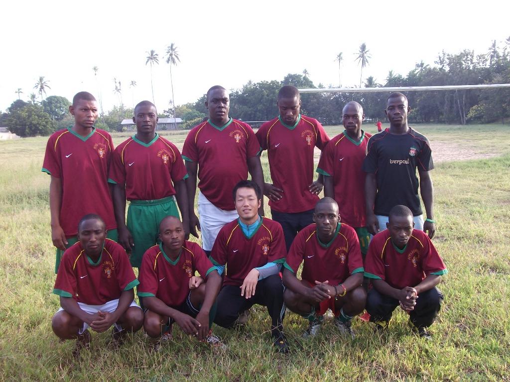 [탄자니아] 군대 축구